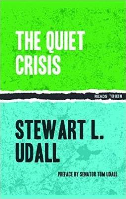 The Quiet Crisis (Paperback)