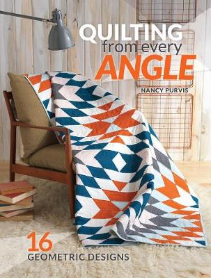 Quilting from Every Angle: 16 Geometric Designs (Paperback)