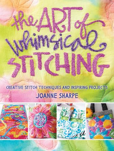 Art of Whimsical Stitching (Paperback)