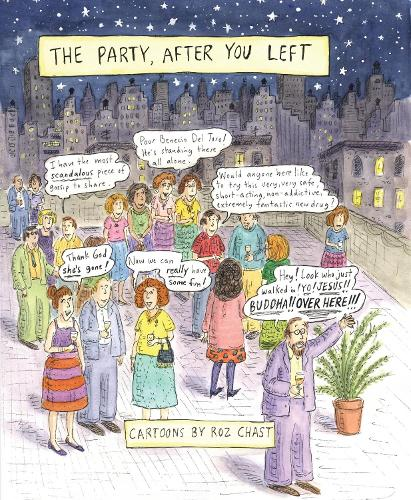 The Party, After You Left (Hardback)