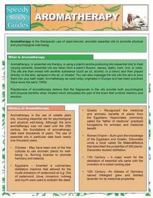 Aromatherapy (Paperback)