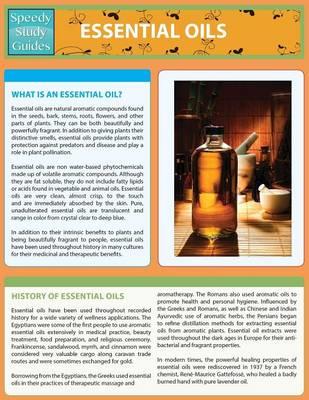 Essential Oils (Paperback)