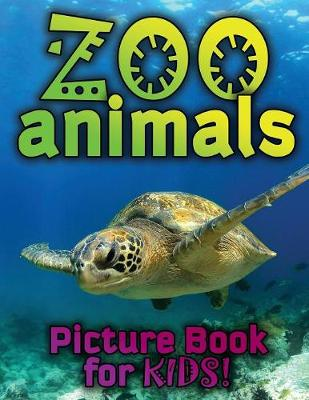 Zoo Animals Picture Book for Kids (Paperback)