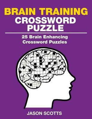 Brain Training Crossword Puzzle (Paperback)