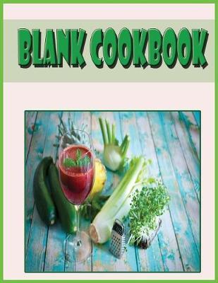 Blank Cookbook (Paperback)