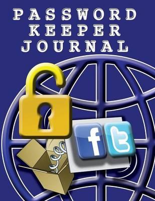 Password Keeper Journal (Paperback)