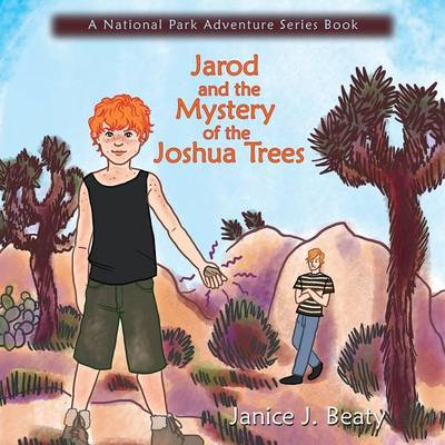 Jarod and the Mystery of the Joshua Trees (Paperback)