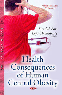 Health Consequences of Human Central Obesity (Hardback)