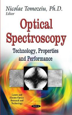 Optical Spectroscopy: Technology, Properties and Performance (Hardback)