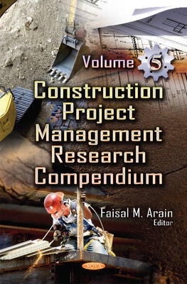 Construction Project Management: Volume 5 (Hardback)
