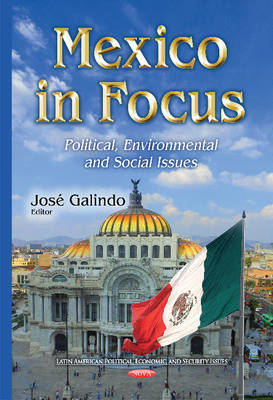 Mexico in Focus: Political, Environmental & Social Issues (Hardback)
