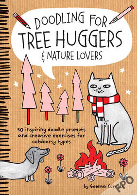 Doodling for Tree Huggers & Nature Lovers (Paperback)