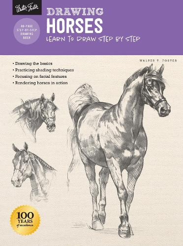 Drawing: Horses: Learn to draw step by step - How to Draw & Paint (Paperback)
