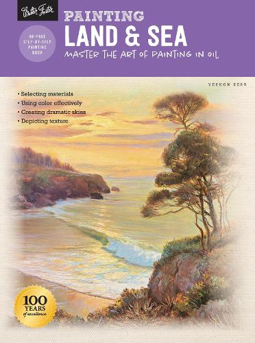 Painting: Land & Sea: Master the art of painting in oil - How to Draw & Paint (Paperback)