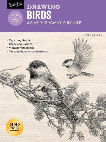 Drawing: Birds: Learn to draw step by step - How to Draw & Paint (Paperback)