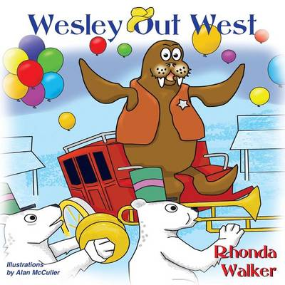 Wesley Out West (Paperback)