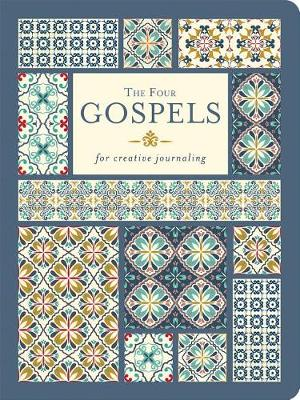 The Four Gospels -- For Creative Journaling: Jounaling Bible - Journaling Bible (Paperback)