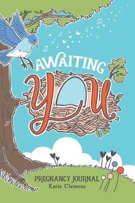 Awaiting You: Pregnancy Journal (Paperback)