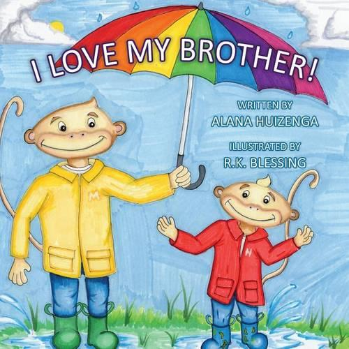 I Love My Brother (Paperback)
