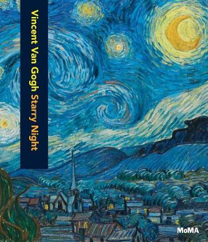 Vincent Van Gogh: Starry Night - MoMA Artist Series (Hardback)