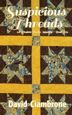 Suspicious Threads - Virginia Davies Mystery 10 (Paperback)