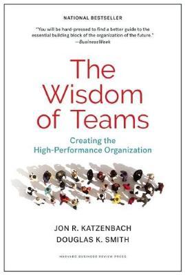 The Wisdom of Teams: Creating the High-Performance Organization (Hardback)