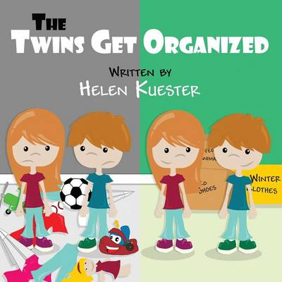 The Twins Get Organized (Paperback)