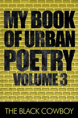 My Book of Urban Poetry Volume 3 (Paperback)