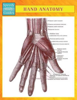 Hand Anatomy (Speedy Study Guides) (Paperback)