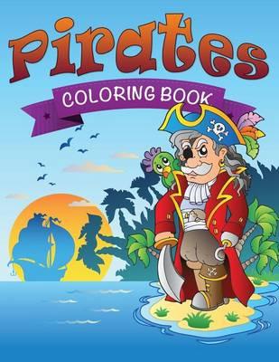Pirates Coloring Book (Paperback)