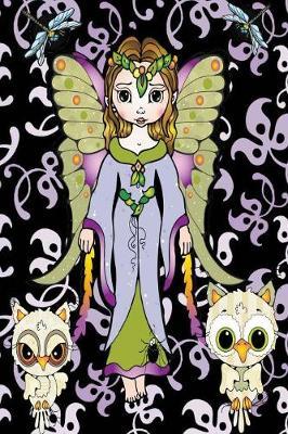 Fairy 2 Diary - Journal - For Girls (Paperback)