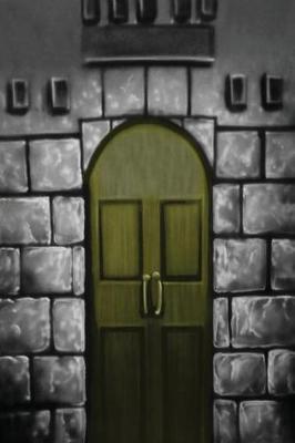 Journal - Castle Door Theme - Diary (Paperback)