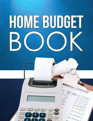 Home Budget Book (Paperback)