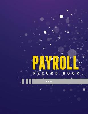 Payroll Record Book (Paperback)