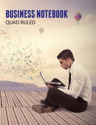 Business Notebook, Quad Ruled (Paperback)