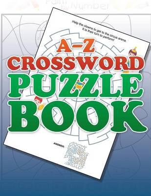 A-Z Puzzle Book (Paperback)