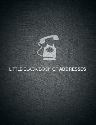 Little Black Book of Addresses (Paperback)