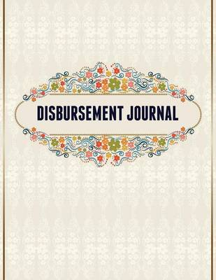 Disbursement Journal (Paperback)