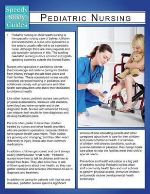 Pediatric Nursing (Paperback)
