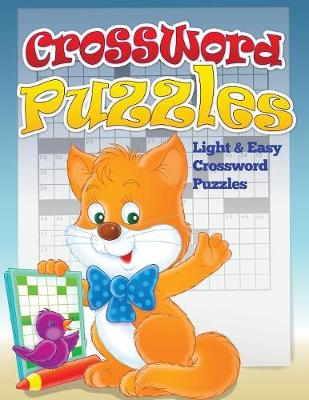 Crossword Puzzles (Light and Easy Crossword Puzzles) (Paperback)