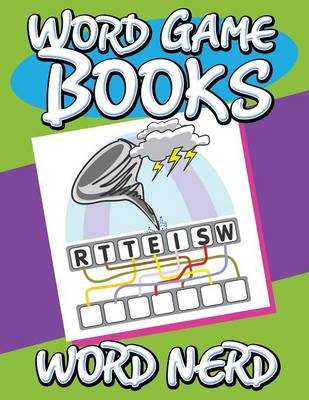 Word Game Books (Word Nerd) (Paperback)