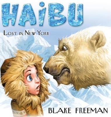 Haibu: Lost in New York (Hardback)