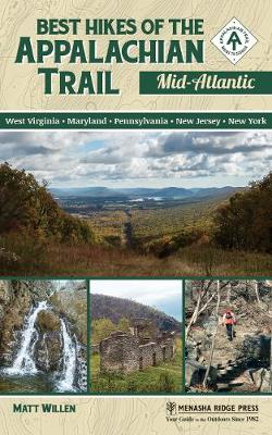 Best Hikes of the Appalachian Trail: Mid-Atlantic (Paperback)