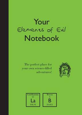 Your Elements of Evil Notebook (Paperback)