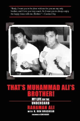 That's Muhammad Ali's Brother! (Paperback)