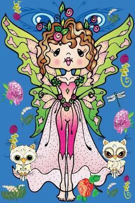 Fairy 6 - Diary - Journal - For Girls (Paperback)