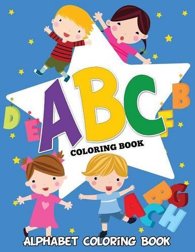 ABC Coloring Book (Alphabet Coloring Book) (Paperback)