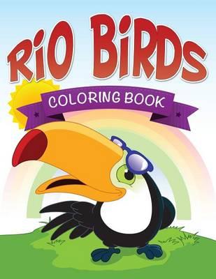 Rio Birds Coloring Book (Paperback)