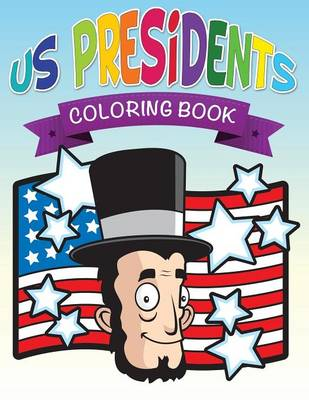 US Presidents Coloring Books (Paperback)