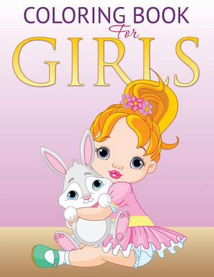 Coloring Book for Girls (Paperback)